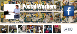 Facebook for Postal Workers. Click Here!